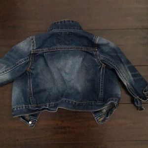 OshKosh B'gosh Jackets & Coats - Baby girl jean jacket excellent condition!